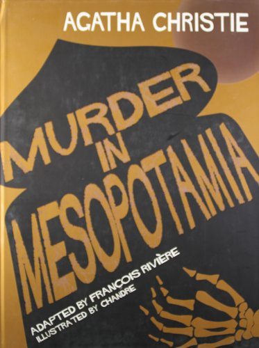 9780007275304: Murder in Mesopotamia (Agatha Christie Comic Strip)