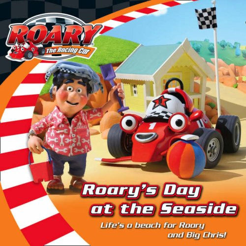 9780007275359: Roary the Racing Car - Roary's Day at the Seaside