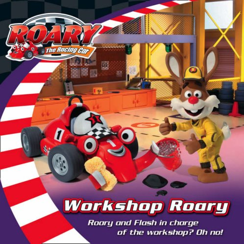 9780007275366: Roary the Racing Car - Workshop Roary
