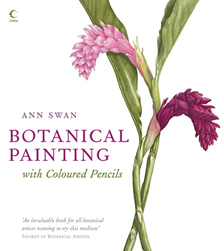 9780007275526: Botanical Painting with Coloured Pencils