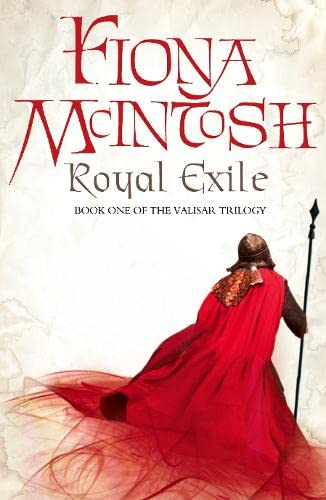 9780007276011: Royal Exile: Book One of the Valisar Trilogy