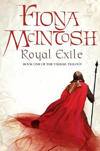 9780007276028: Royal Exile: Book One of the Valisar Trilogy