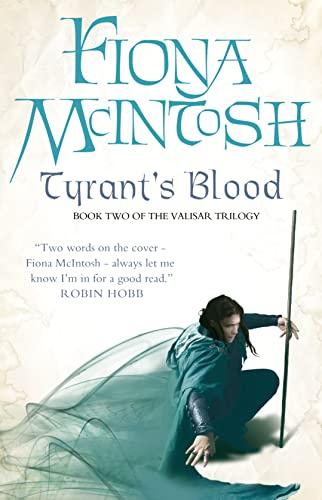 9780007276035: Tyrant's Blood. [Fiona McIntosh]