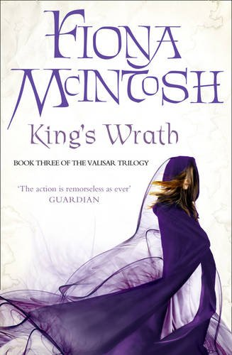 9780007276059: King's Wrath: Book Three of the Valisar Trilogy (Valisar Trilogy 3)