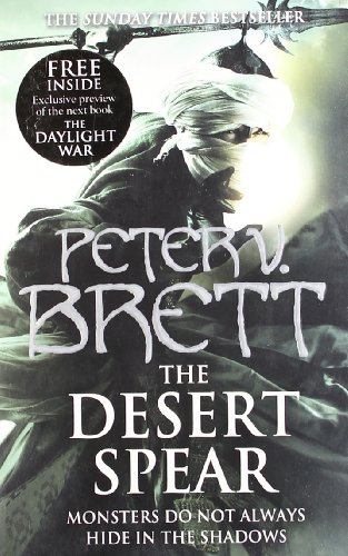 9780007276172: The Desert Spear (The Demon Cycle, Book 2) (HarperVoyager)