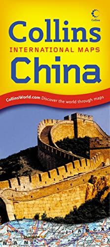 9780007276301: China (Collins International Maps)