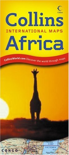 9780007276356: Collins International Maps – Africa