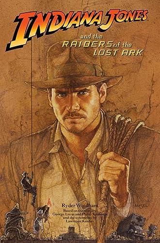 9780007276752: Indiana Jones - Indiana Jones and the Raiders of the Lost Ark: Novelisation
