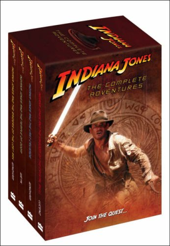 9780007276820: Indiana Jones - Indiana Jones Novelisation Box Set