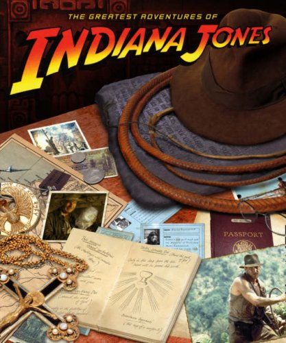 9780007276837: The Greatest Adventures of Indiana Jones