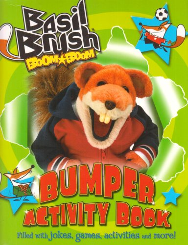 9780007276844: Basil Brush Bumper Activity Book
