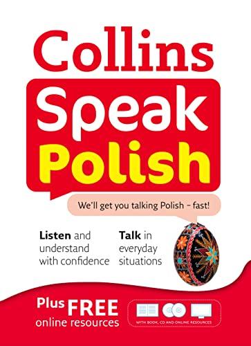 9780007276998: Collins Speak Polish