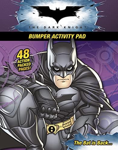 9780007277261: Batman - The Dark Knight - Bumper Colouring and Activity Pad