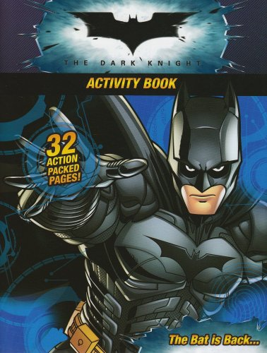 9780007277285: Batman - the Dark Knight - Activity Book