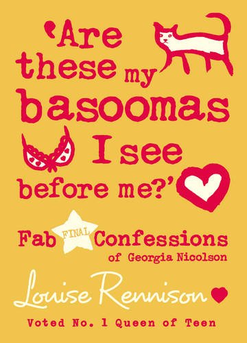 9780007277339: Are These My Basoomas I See Before Me? (Confessions of Georgia Nicolson)