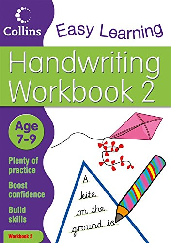 9780007277599: Handwriting Age 7-9 Workbook 2 (Collins Easy Learning Age 7-11): Age 5-7