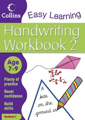 9780007277599: Handwriting Age 7-9 Workbook 2 (Collins Easy Learning Age 7-11)