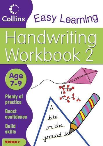 9780007277599: Handwriting Age 7-9 Workbook 2
