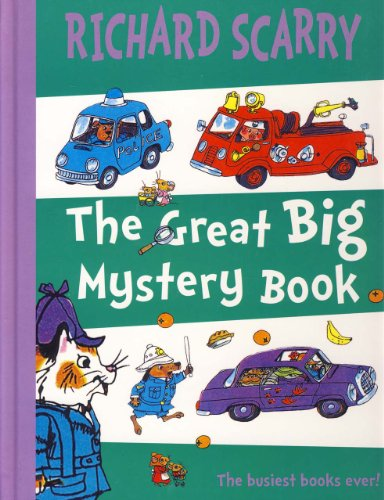 9780007277988: The Great Big Mystery Book