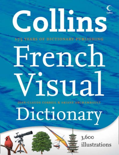 9780007278077: Collins French Visual Dictionary