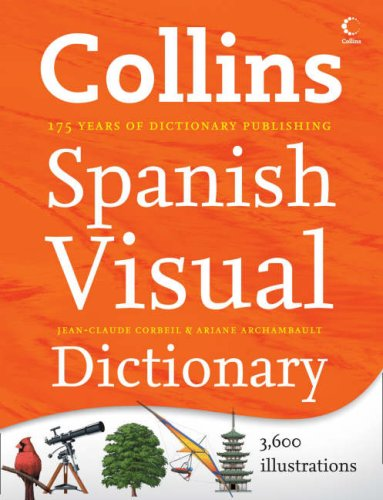 9780007278084: Collins Spanish Visual Dictionary