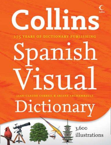 9780007278084: Collins Spanish Visual Dictionary