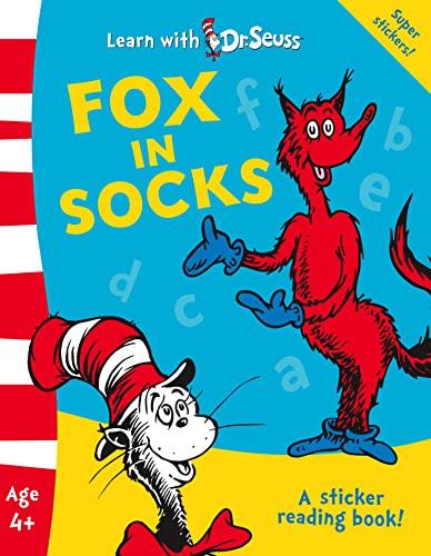 9780007278121: Fox in Socks (Learn With Dr. Seuss)