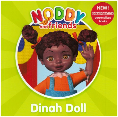 9780007278145: Noddy and Friends Character Books - Dinah Doll