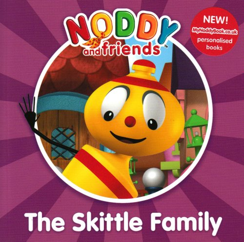 9780007278152: Noddy and Friends Character Books - The Skittle Family