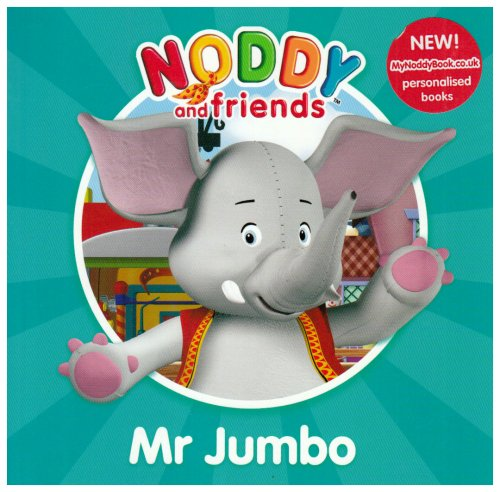 9780007278176: Noddy and Friends Character Books - Mr Jumbo