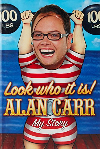 9780007278220: Look Who It Is! Alan Carr - My Story