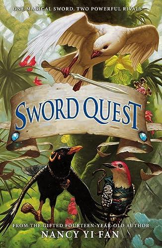 9780007278367: Sword Quest