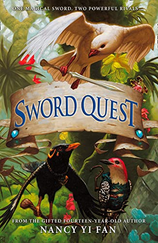 9780007278367: Swordquest