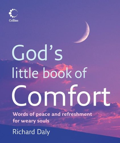 9780007278381: God's Little Book of Comfort
