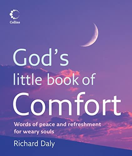 9780007278381: God's Little Book of Comfort