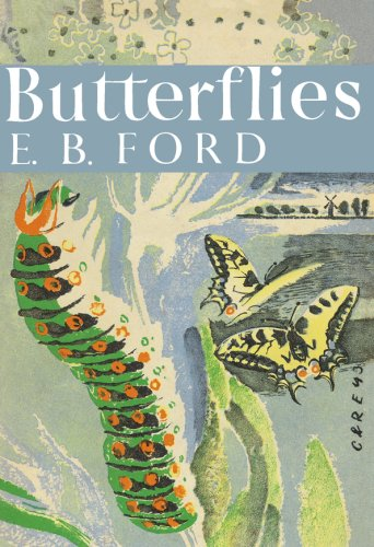 9780007278497: Butterflies (Collins New Naturalist Library)