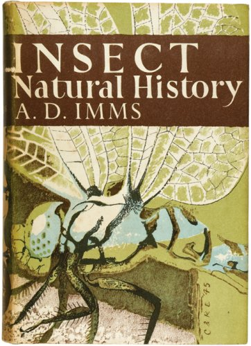 9780007278558: Collins New Naturalist Library (8) – Insect Natural History