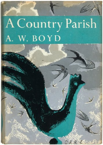 9780007278589: A Country Parish (Collins New Naturalist Library)