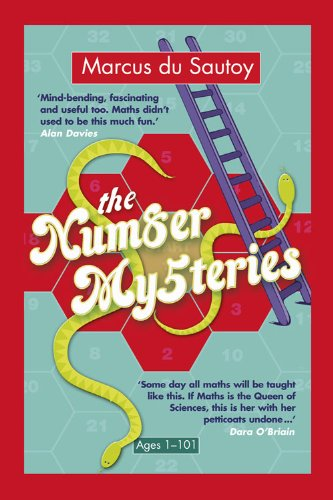 9780007278626: The Number Mysteries: An Odyssey Through Everyday Life