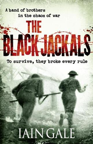 9780007278640: The Black Jackals