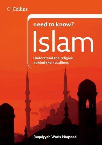 9780007278770: Collins Need to Know? Islam: Understand the Religion Behind the Headlines