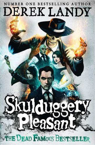 9780007279005: Skulduggery Pleasant (Skulduggery Pleasant - book 1)