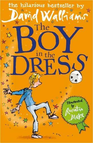 Boy in the Dress: Walliams, David