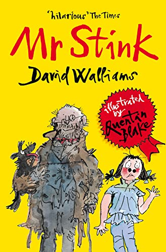 Mr Stink signed by the author brand new