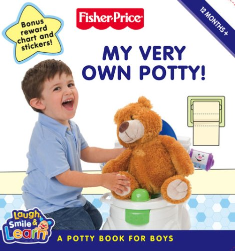 9780007280223: Potty Book for Boys. (FisherPrice)