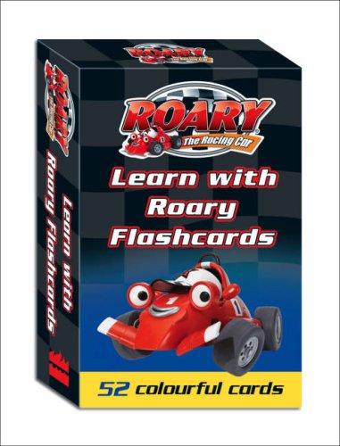 9780007280247: Roary The Racing Car Flashcards
