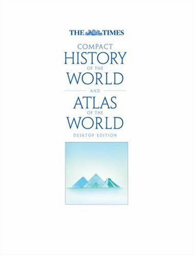 9780007280261: The Times Compact History of the World / The Times World Atlas Boxset: AND The