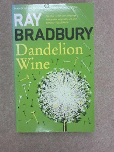9780007280568: Dandelion Wine