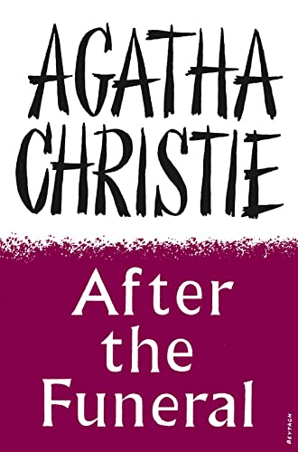9780007280605: After the Funeral (Poirot)