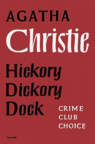9780007280612: Hickory Dickory Dock (Poirot)
